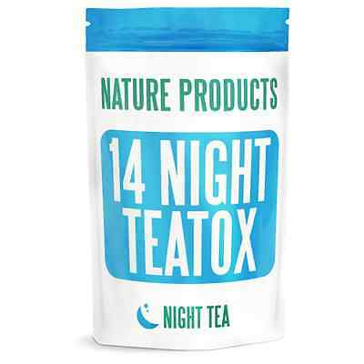 Nature Products - 14 Day Night Tea (Weight loss, Fat burn, Teatox, Slimming tea)