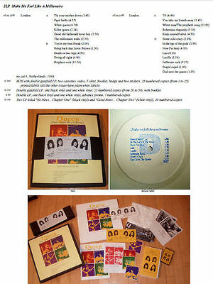 QUEEN - THE LIVE ENCYCLOPEDIA (aka THE BOOTLEGS GUIDE)