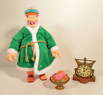 """2003 Giant Willie Ghost Of Christmas Present 9.5"""" Action Figure Disney A Carol"""