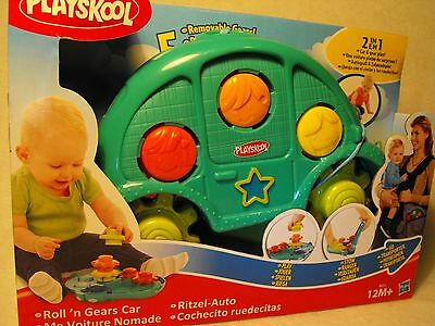 Baby Boy Toy , Playskool Car And Gear Play Set Age 12 Months Plus Baby Activity