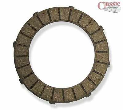 BSA A7, A10 Swinging arm (1954-57), M21 (1948-63) Clutch friction plate 65-3857