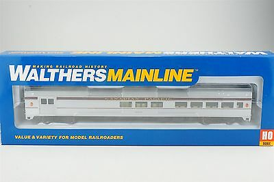 HO Scale Passenger RTR Walthers 910-30054 CP Canadian Pacific 85' Baggage-Lounge