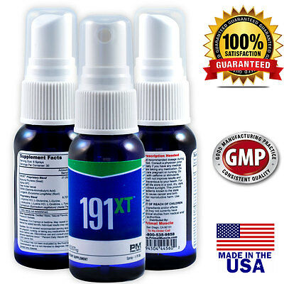 191xt hgh Spray For Recovery and Size