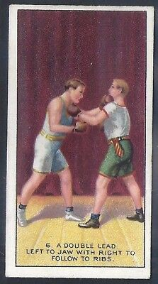 Carreras-The Science Of Boxing Series (Black Cat Back)-#06- Quality Card!!!