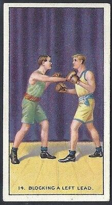 Carreras-The Science Of Boxing Series (Carreras Back)-#14- Quality Card!!!