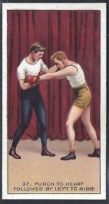 Carreras-The Science Of Boxing Series (Carreras Back)-#37- Quality Card!!!