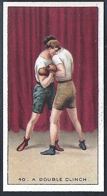 Carreras-The Science Of Boxing Series (Carreras Back)-#40- Quality Card!!!