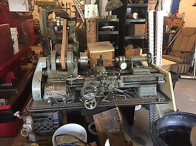 South Bend Lathe 3 Foot Tool Room Precision Model A
