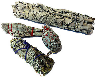 Sage Sticks Smudge -Wands-Californian White Sage-Multi Quantities
