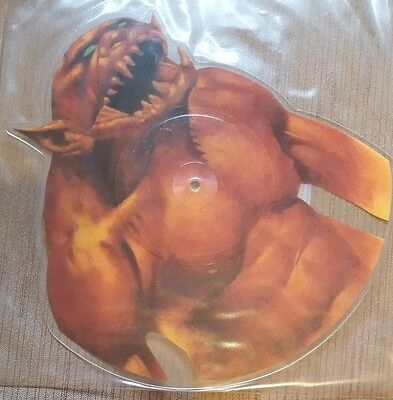 "METALLICA - Jump In The Fire ~7"" Vinyl *SHAPED PICTURE DISC*"