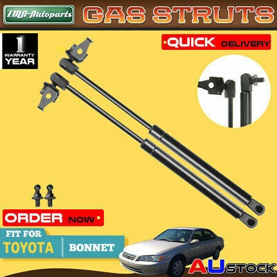 New Pair Bonnet Gas Struts for Toyota Camry MCV20 SXV20 1997-2001