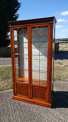 Reprodux Bevan Funnell Bookcase Display Cabinet