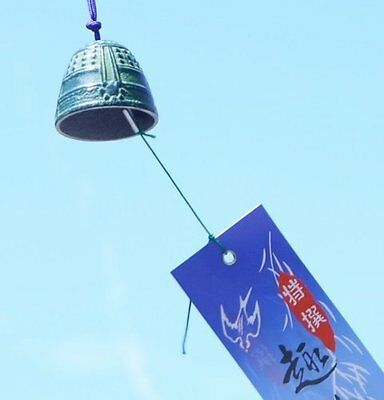 Japanese Traditional Furin, Wind Chime, Bell, Nanbu Iron, New