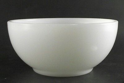 Fire King Oven Ware White Cereal Bowl