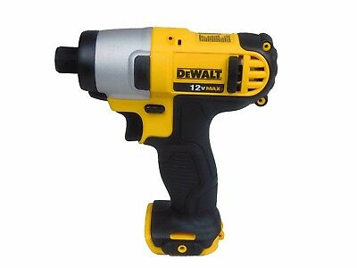 NEW DEWALT DCF815B 12-Volt Lithium-Ion 1/4 in Cordless Impact Driver (Bare Tool)