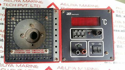 Sika Electronic Ep186900000002 Temperature Calibrator 0-600 Degree - Tested