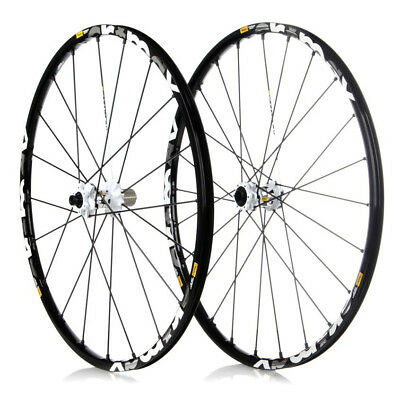 "Mavic Crossmax St 27.5"" (650B) 6-Bolt Mtb Wheelset 2015 Black"