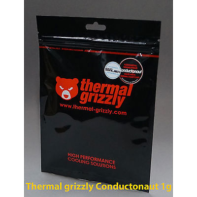 Thermal grizzly Conductonaut 1g High Performance