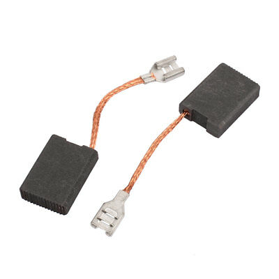 Pair Electric Drill 6mm x 16mm x 22mm Motor Carbon Brushes Spare Part