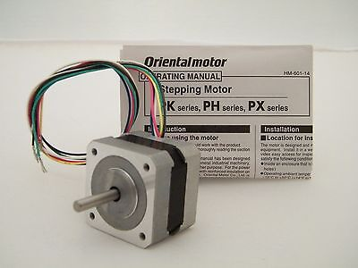 Oriental Motor Vexta Stepping Motor Lead Screw Actuator PX243-01AA 2phase 4vdc