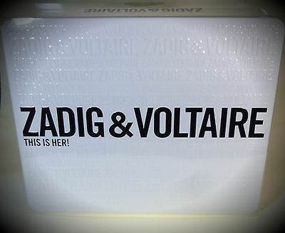 Zadig & Voltaire This is Her / Set / Eau de Parfum 50ml + Tasche