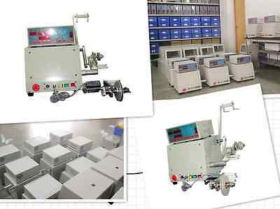 New Computer CNC Automatic Coil Winder Winding Machine for 0.03-1.2mm