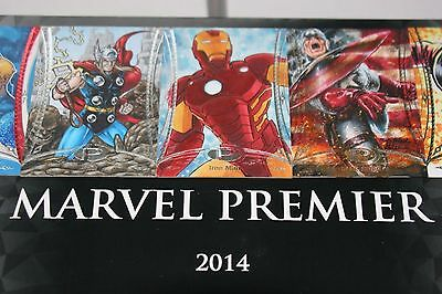 2014 Upper Deck UD Marvel Premier Base Sketch Card Singles: You Choose!