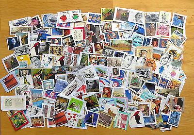 50g  GB  1st &  2nd class Commemoratives . Trimmed. Good condition