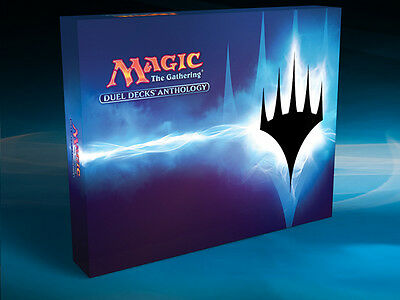 MAGIC the gathering MTG - DUEL DECKS ANTHOLOGY - ENGLISH - NEW SEALED