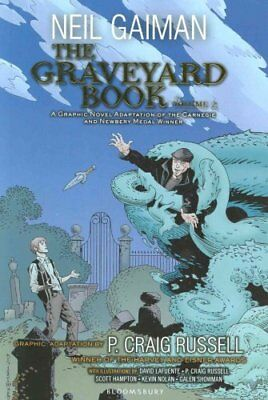 The Graveyard Book Graphic Novel, Part 2: Volume 2 by Neil Gaiman 9781408859001