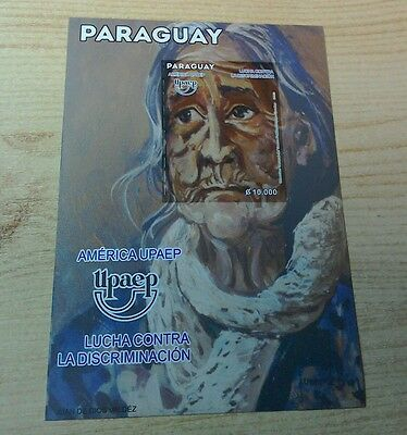 Paraguay 2013 Upaep M/S MNH per scan