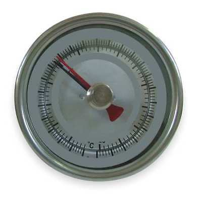 Bimetal Thermom,3 In Dial,0 to 200F