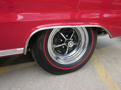 Redline Red Rubber Tire Paint Red Wall Stripe Letter Muscle Car Hot Rod Custom