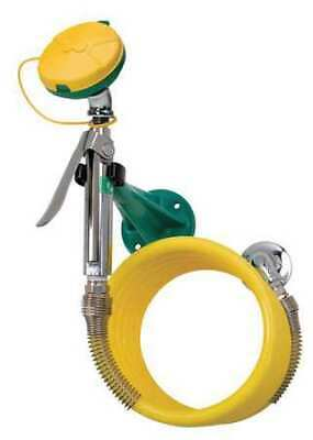 Drench Hose Eye/Face Wash,Wall Mount HAWS 8905