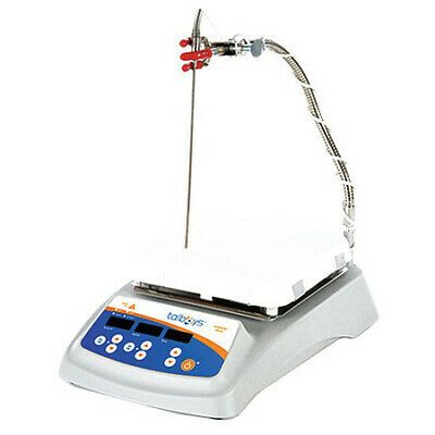 Hotplate-Stirrer,7x7,Ceramic,Digital TALBOYS 984TA7CHSUSP