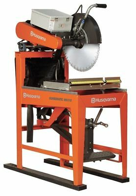 HUSQVARNA MS510 Masonry Saw, Wet Cut, Elctrc, 20 In.