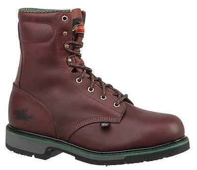 THOROGOOD 804-4721 Work Boots,Steel,Brown,Men,11-1/2EEE,PR