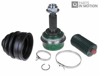 ADL CV Joint Boot Kit fits TOYOTA HILUX Mk5 2.4D Front Outer 94 to 97 2L C.V
