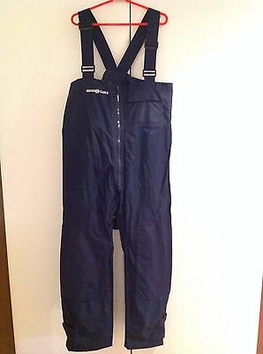 Henry Lloyd sailing trousers / sallopettes