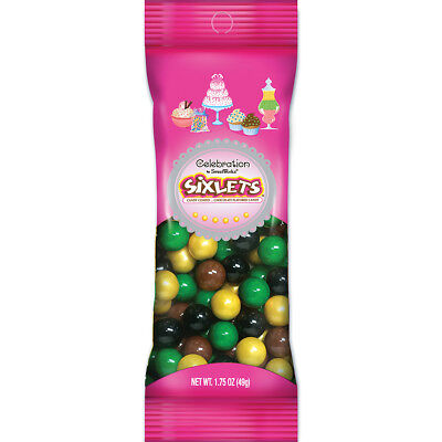 Celebrations By SweetWorks Sixlets(R) 1.75oz-Classic Camo Mix