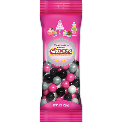 Celebrations By SweetWorks Sixlets(R) 1.75oz-Girl Camo Mix