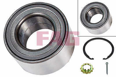 2x Wheel Bearing Kits 713618770 FAG Genuine Top Quality Replacement New