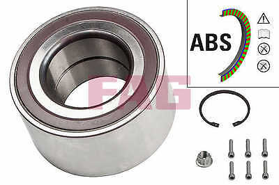 2x Wheel Bearing Kits 713610630 FAG 7L0498287 Genuine Top Quality Replacement