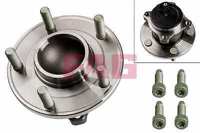 2x Wheel Bearing Kits Rear 713615750 FAG Genuine Top Quality Replacement New
