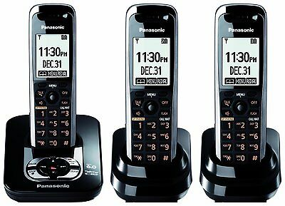Panasonic Kx Tg6433C 6.0 Cordless Phone System - Brand New In Box!