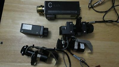 LAB LOT ccd cameras and misc lenses  panasonic volpi cloftondale