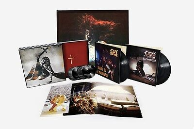Ozzy Osbourne Blizzard of Ozz/Diary of a Madman 30th Anniversary Deluxe Box Set