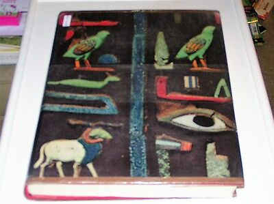 Treasures of the Pharaohs 1968 text by Jean Yoyotte 120 Illustrations Book