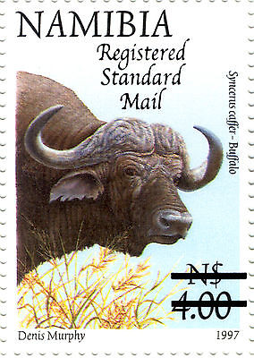 Namibia 1997 Definitives Overprinted 2005 Sg1003  Mnh