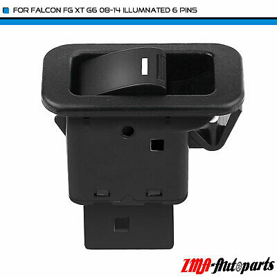 For Ford Territory SX SY 2004-2011 illuminated New Single Power Window Switch